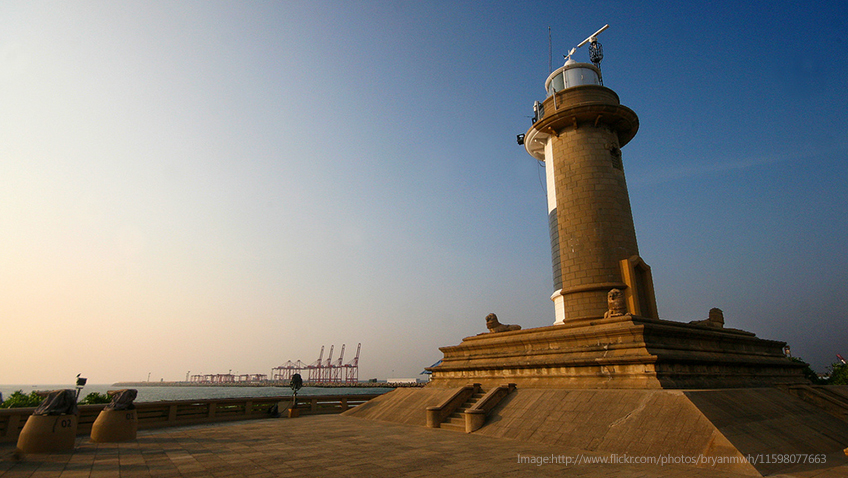 Galle Buck Lighthouse