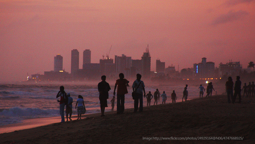 Mount Lavinia Beach