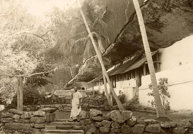 Dambulla Old Picture
