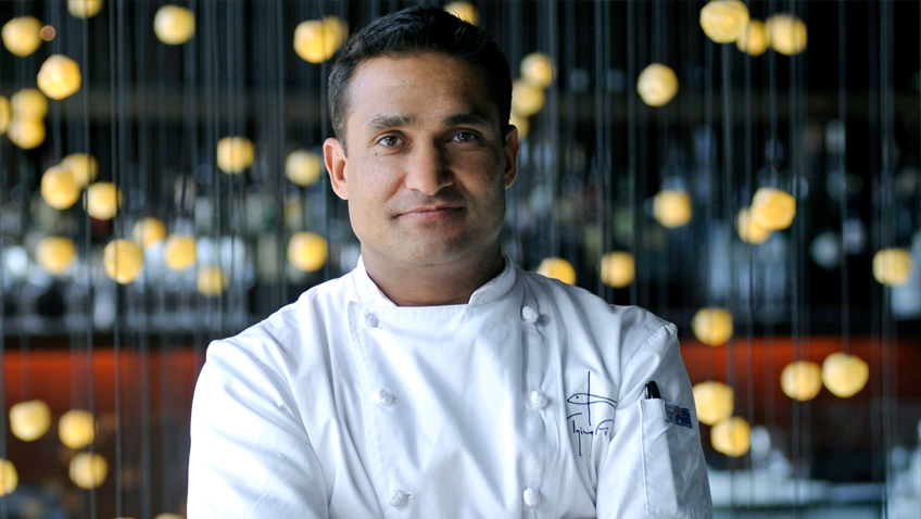A gourmet dinner with Peter Kuruvita at Cinnamon Lakeside Colombo