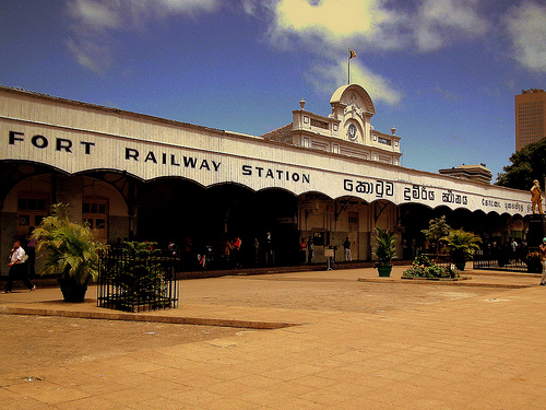 Exploring Sri Lanka by Train