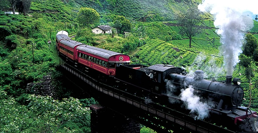 150 Years of Trains in Sri Lanka