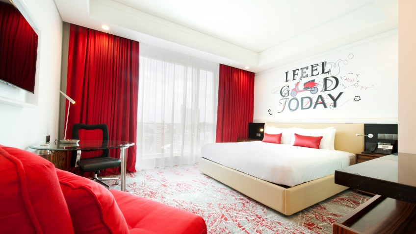 Lean Luxury – The Latest Hospitality Concept at Cinnamon Red