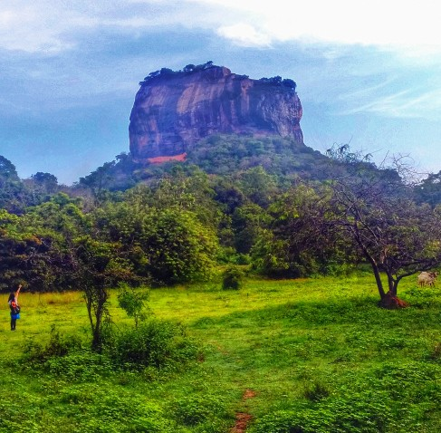 Sigirya: The Lion Rock Where Monkeys and Mountains Meet – Laurel Robbins