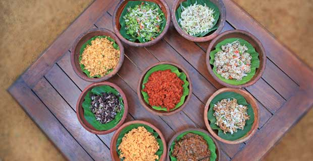 The Delicious World of Sri Lankan Condiments