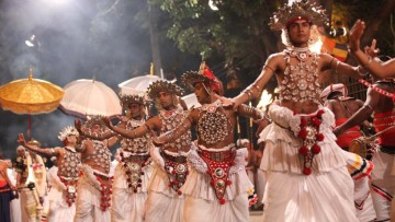 5 Things about Kandy's Most Flamboyant Annual Event
