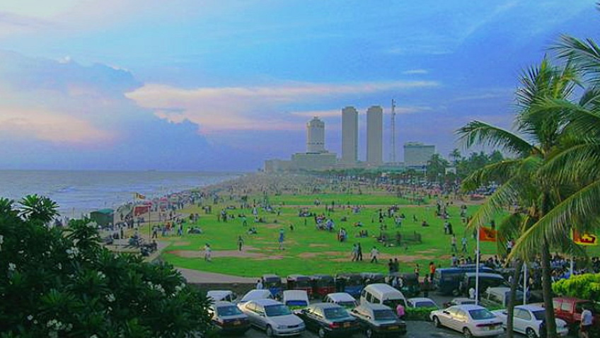 The Galle Face Green