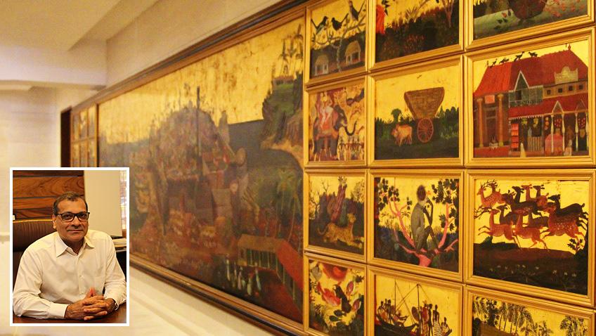 The Vision for the Sri Lankan Artist…